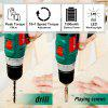 LANNERET 10.8V Electric Cordless Drill  Wireless Power Driver Power Tool