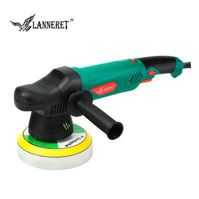 LANNERET Electric Polisher 6inch Dual Action Polisher 150mm 900W Variable Speed Electric Polisher