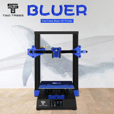 TWO TREES BLUER 3D Printer Auto-level Filament Detection Resume Print  with TMC2208 Silent Driver
