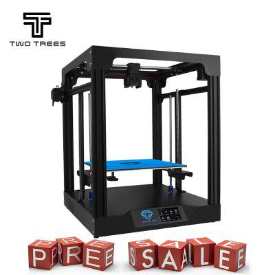 Pre-sale TWO TREES Sapphire Plus CoreXY 3D Printer Kit With Dual Drive Extruder_Linear Guide_TMC2208