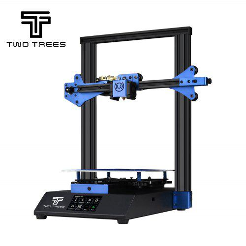 TWO TREES BLUER 3D Printer Intelligent leveling Filament Detection Resume Print with TMC2208 Driver