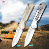 ENLAN F710 Blade Steel Handle Folding Knife 60HRC 8Cr13Mov with Outdoor Survival Camping Diving