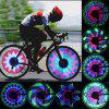 Colorful Bicycle Lights Cool Bike Cycling Wheel LED Light with 32 LED 32-pattern