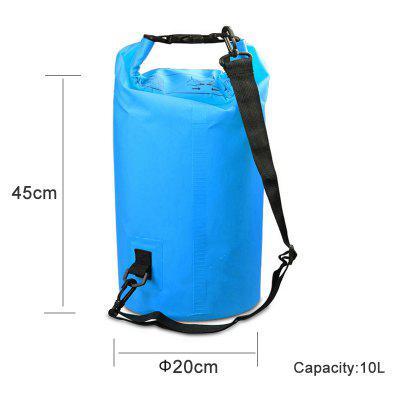 PVC Waterproof Dry Bag Water Resistant Swimming Storage Pack Floating Sailing Packs