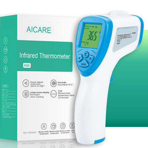 Top Quality Brand Baby Fever Medical Lcd Digital Infrared Body Thermometer Elect
