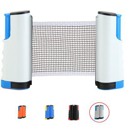 Outdoor Indoor And Outdoor Table Tennis Table Telescopic Isolation Blocking Net Rack Portable