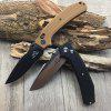 FREETIGER NEW FT21 Folding Knives D2 Blade Axis System G10 handle EDC Tool Outdoor Camping Hunting Survival Tactical Knife