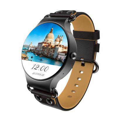 Kospet KW98 1.39 inch AMOLED IP67 waterproof wrist watch built-in GPS Smart Watch Image