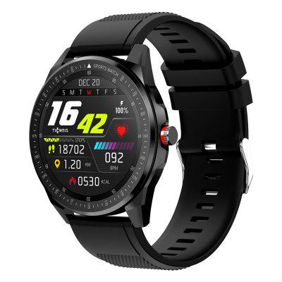 TICWRIS RS Smart Watch 1.3 inch Ultra-thin 9mm 50 Days Standby 31 Sports Modes IP68 Waterproof Bluetooth 5.0