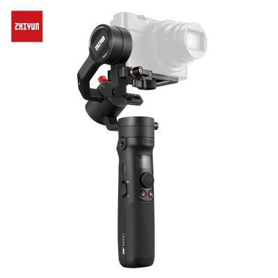 ZHIYUN Official Crane M2 Gimbals for Smartphones Mirrorless Action Compact Cameras Stabilizer