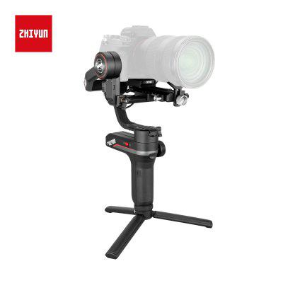 ZHIYUN Weebill S  Stabilizer for Mirrorless Camera Canon Nikon Sony Handheld Gimbal New Arrival