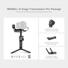 ZHIYUN Official Weebill S Stabilizer for Mirrorless Camera Canon Nikon Sony Handheld Gimbal Nieuw