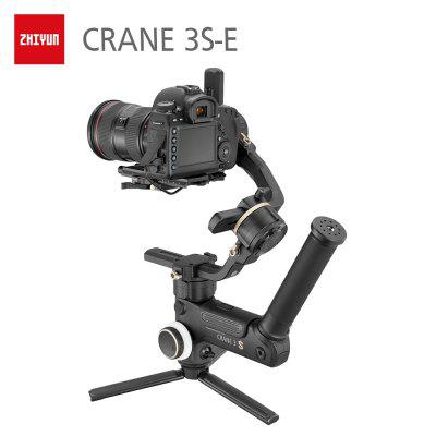 ZHIYUN Official Crane 3S Crane 3SE 3-Axis Handheld Stabilizer for 6.5KG DSLR Gimbal Camera