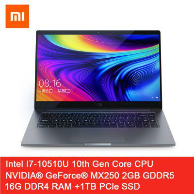 Xiaomi Laptop Notebook 15.6 Pro aprimorado i7-10510U MX250
