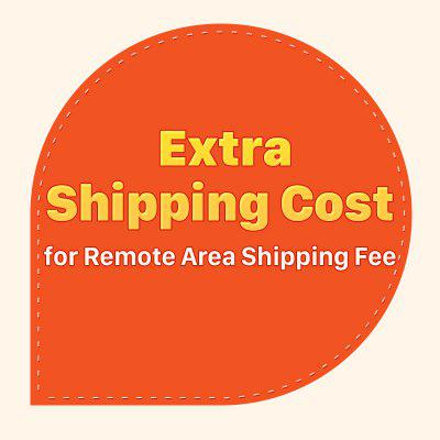 Different Prices In Need For Some Buyer Extra Shipping Fee Remote Area Fee