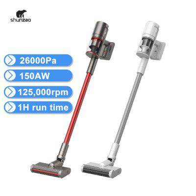Shunzao Z11 Pro Cordless Handheld Vacuum Cleaner Dust Collector For Carpet Sweep From Xiaomi Youpin