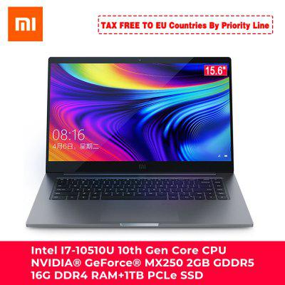 Xiaomi Laptop Notebook 15.6 Pro Aggiornato i7-10510U MX250
