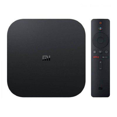 Xiaomi Mi TV Box S EU Plug IPTV Set top Box Media Player European Version Image