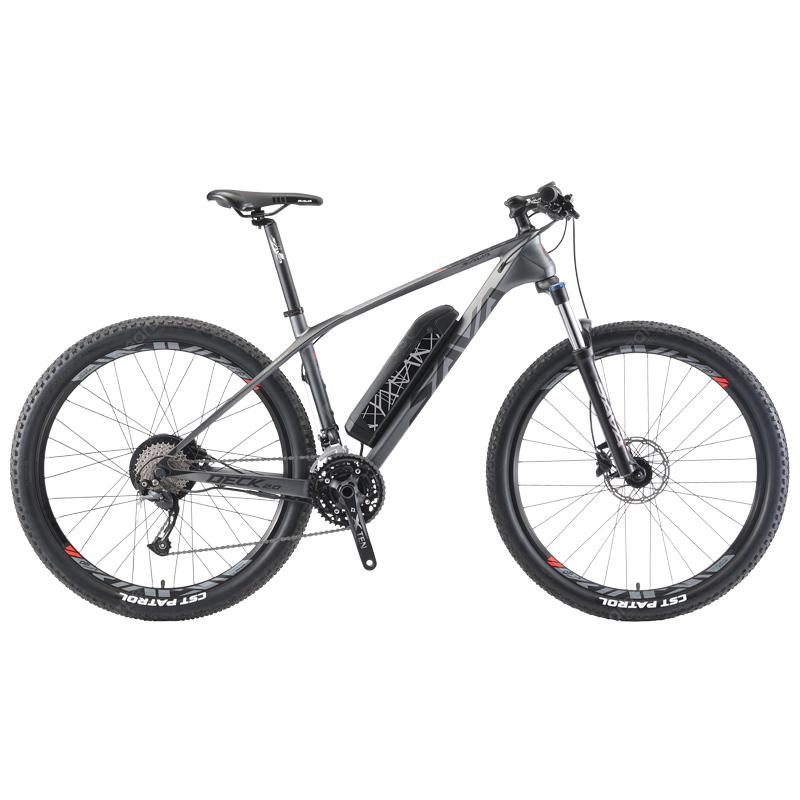 SAVADECK Intelligent Electric Mountain Bike 27.5 Inch e-bike with 250W 36V Brushless Motor