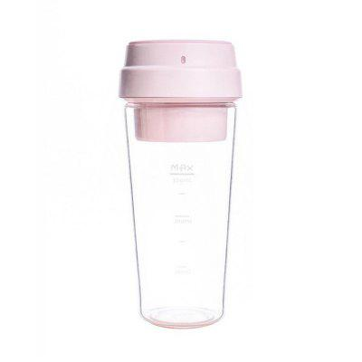 17pin 400ml Electric Juicer DIY Fruit Juicing Extractor Cup Outdoor Travel Bottle from Xiaomi youpin