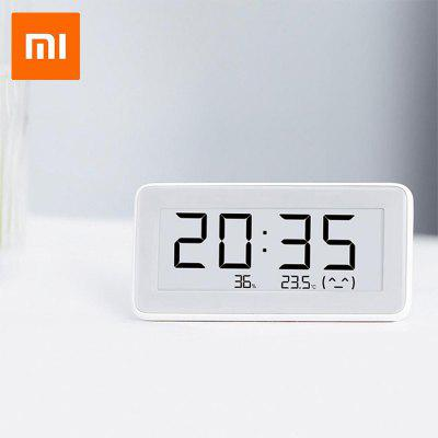 Xiaomi Mijia bt4.0 Temperature and Humidity Monitor Electronic Digital Watch Screen for Mihome APP