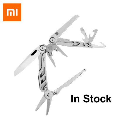 Xiaomi Huohou Multi-function Pocket Folding Knife 420J2 Stainless Steel Blade for Outdoor
