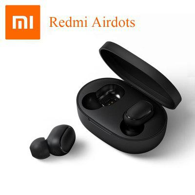 Original Xiaomi Redmi AirDots TWS Bluetooth Wireless Earphones Headset CN Version