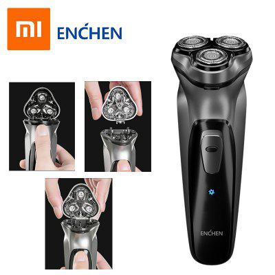 Enchen Black Stone 3D Electric Shaver Rechargeable for Men Gift from Xiaomi youpin