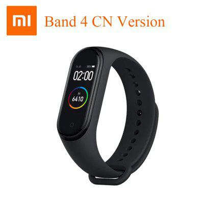 Original Xiaomi Band 4 Pulsera inteligente Bluetooth 5.0 Impermeable Versión china Smart Miband 4