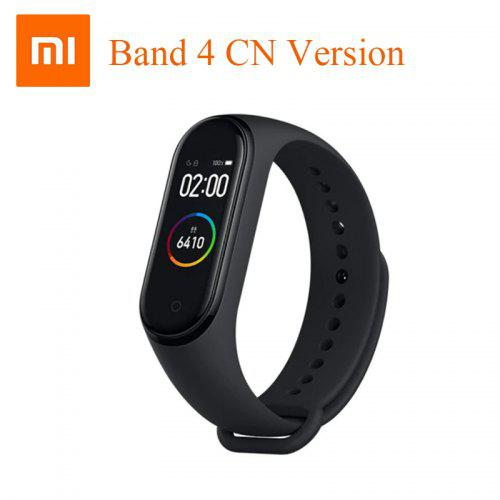 Original Xiaomi Band 4 Smart Bracelet Bluetooth 5.0 Waterproof Chinese Version Smart...