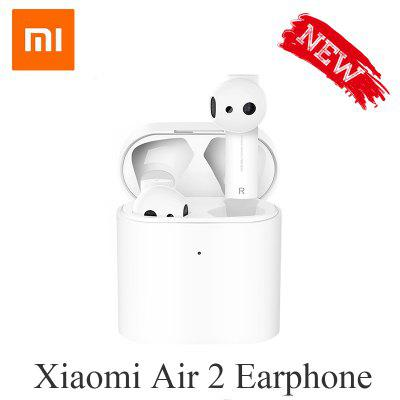 Xiaomi Airdots Pro 2 Earphone TWS Wireless Bluetooth Headset Auto Pause Tap Control Air 2 CN Version
