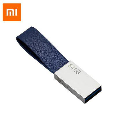 Xiaomi U Disk 64GB USB3.0 High-speed Read  Write up to 124MB S Metal Body  Portable