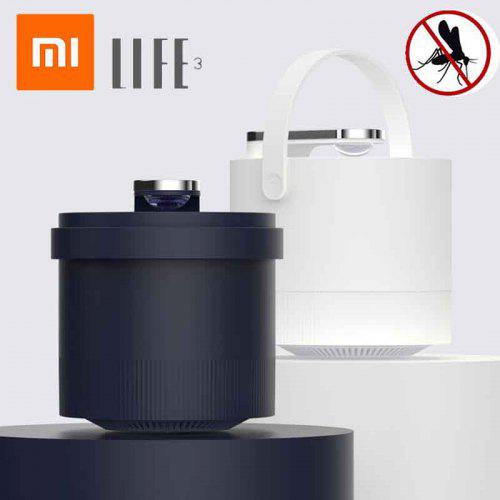 3life Mosquito Lamp Photocatalyst Mosquito Repellent Insect Killer Lamp Trap Uv Light