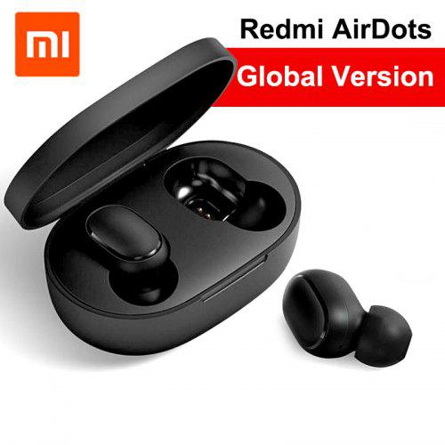 Xiaomi Redmi AirDots TWS Bluetooth Earphones Noise reduction Suitable for Phone Global Version