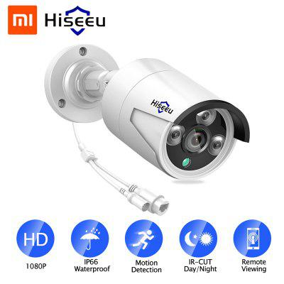 Xiaomi Hiseeu1080P IP Outdoor Camera 2.0 MP 3.6mm wireless Network Motion Detection Night Vision