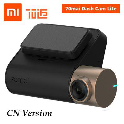 70mai Dash Cam Lite 1080P GPS Modules Recorder 24H Parking Monitor from xiaomi youpin
