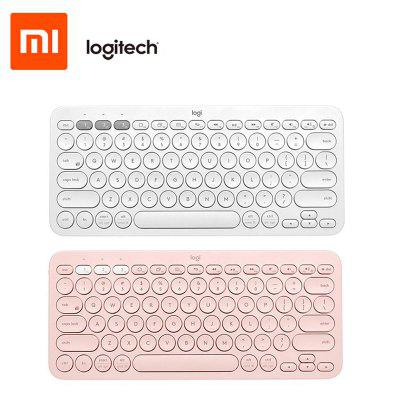 Xiaomi Logitech K380 Tastiera wireless Bluetooth Multi-dispositivo per PC portatili Tastiere per telefoni Android