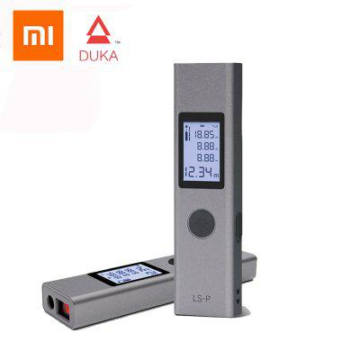 Duka Laser Range Finder 40m LS-P High Precision Measurement Laser Distance Meter from Xiaomi youpin
