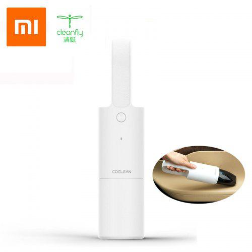 Xiaomi Coclean Car Vacuum Cleaner Portable HandHelded Wireless Dust Catcher Cleanfly