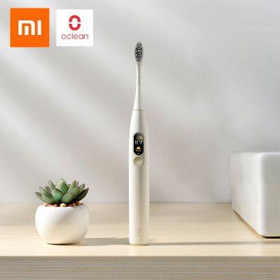 Xiaomi Oclean X Sonic Electric Toothbrush App Control International Version from Xiaomi youpin