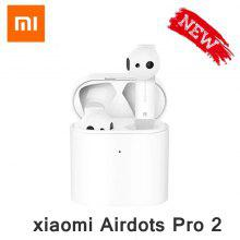 Xiaomi Airdots Pro 2 Earphone TWS Wireless Bluetooth Headset Auto Pause Tap Control Air 2