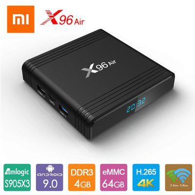 Xiaomi X96 Air Smart Android 9.0 TV Box