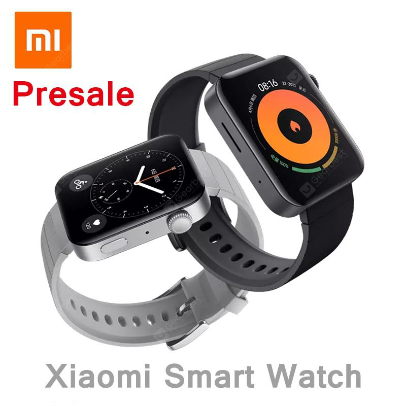 Xiaomi Smart Watch MIUI Android Smart Watch Pre-sale CN Version - Standard version Grey China