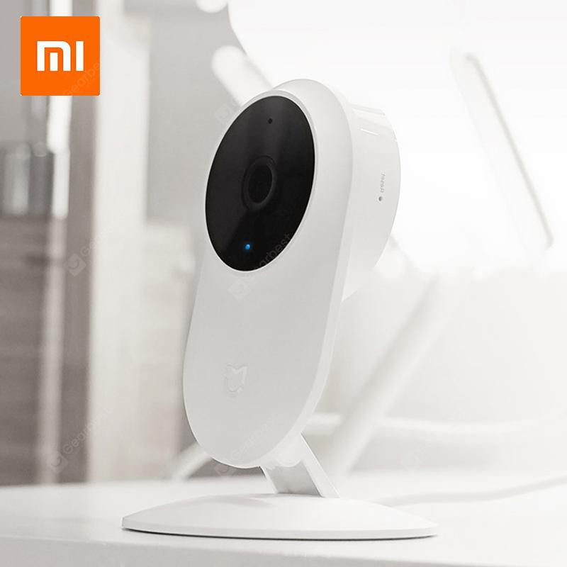 Xiaomi Mijia HD 1080P Smart IP Camera 130 Degree FOV Night Vision - White China