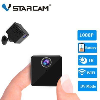 Vstarcam 1080P Mini Camera C90S Rechargeable Battery  IP Camera Security