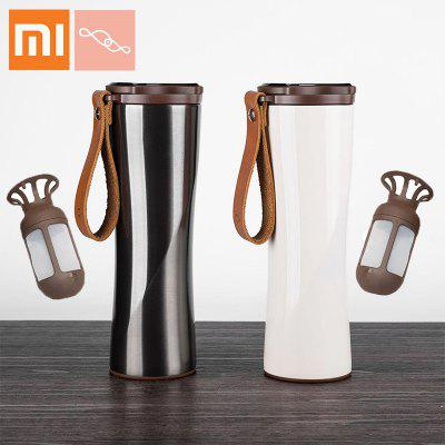 KKF Portable Intelligent Thermal Vacuum Water Bottle from Xiaomi youpin