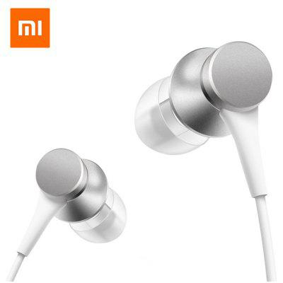 Original Xiaomi Mi Piston In-Ear Earphone Fresh Youth Version With mic 1.4m Stereo For Smartphone