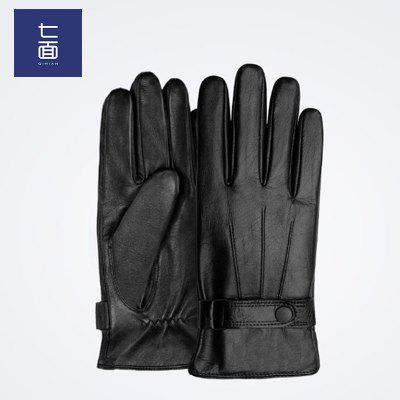 Qimian Gloves Lambskin Touch Screen Warm for driving moto fishing from xiaomi youpin