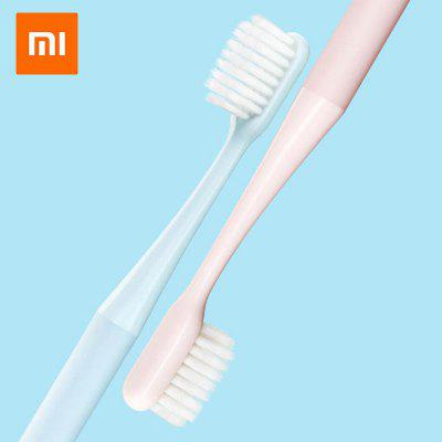 Mijia Toothbrush Manual Ultra Fine Soft Hair Deep Cleaning Tartar Removal Tooth Brush