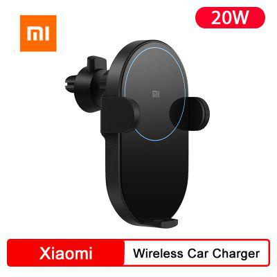 Xiaomi WCJ02ZM 20W Qi Infrared Sensor Wireless Car Charger Fast Charging Phone Holder for car